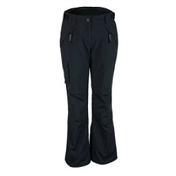 Obermeyer Canyons Womens Ski Pants, Black, 256