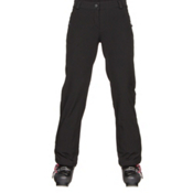 Obermeyer Summit Softshell Womens Ski Pants, Black, medium