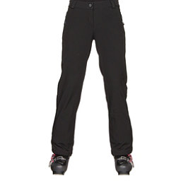 Obermeyer Summit Softshell Womens Ski Pants, Black, 256