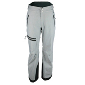 Obermeyer Process Mens Ski Pants, Ebony Herringbone, medium