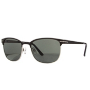SunCloud Causeway Sunglasses, Black, medium
