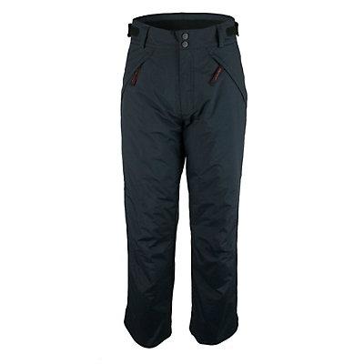 Obermeyer Brighton Short Mens Ski Pants, Black, viewer