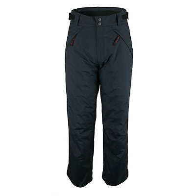 Obermeyer Brighton Long Mens Ski Pants, Black, viewer