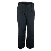 Obermeyer Premise Cargo Mens Ski Pants, Black, medium