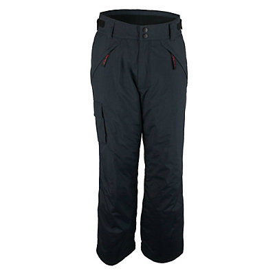 Obermeyer Premise Long Mens Ski Pants, Black, viewer