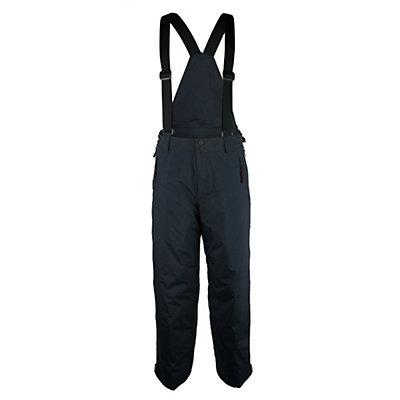 Obermeyer Axiom Short Mens Ski Pants, Black, viewer