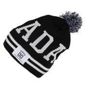 Armada Watcher Beanie Hat, Black, medium