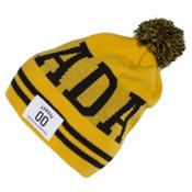Armada Watcher Beanie Hat, Gold, medium