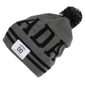 Armada Watcher Beanie Hat, Grey, medium