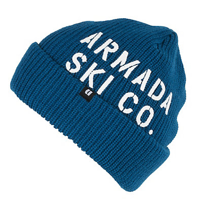 Armada Bloke Beanie Hat, Black, viewer