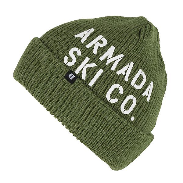 Armada Bloke Beanie Hat, Cedar, 600
