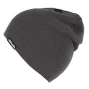 Armada Basic Beanie Hat, Charcoal, medium