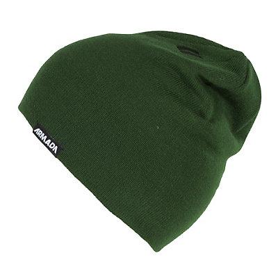 Armada Basic Beanie Hat, Black, viewer