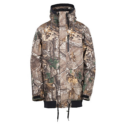 Armada Advisor Mens Shell Ski Jacket, Realtree Xtra, viewer