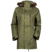 Armada Lynx Womens Insulated Ski Jacket, Cedar, medium