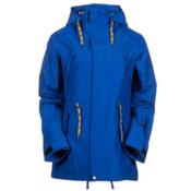 Armada Yosemite Womens Insulated Ski Jacket, Cobalt, medium