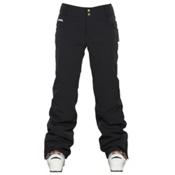 Armada Synth Insulated Womens Ski Pants, Black, medium