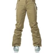 Armada Synth Insulated Womens Ski Pants, Khaki, medium