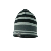Obermeyer Traverse Knit Kids Hat, Black, medium