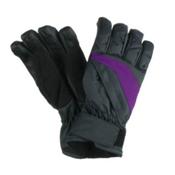 Obermeyer Alpine Kids Gloves, Ebony, medium