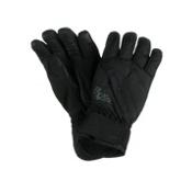 Obermeyer Alpine Kids Gloves, Black, medium