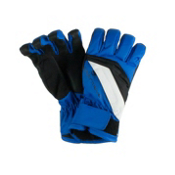 Obermeyer Alpine Kids Gloves, True Blue, medium