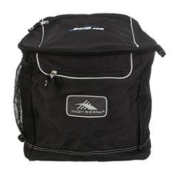 High Sierra Bucket Ski Boot Bag, Black, 256