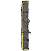 High Sierra Single Ski Bag, Thunderstruck-Charcoal-Zest, medium