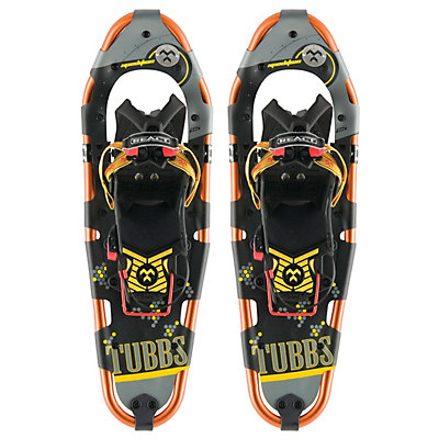 Tubbs Xpedition Backcountry Snowshoes, Yellow Orange-Black, viewer