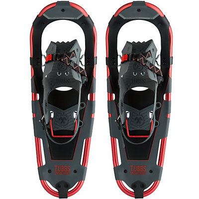 Tubbs Journey Snowshoes, Red-Grey, viewer
