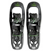 Tubbs Flex RDG Snowshoes, Black-Green, medium