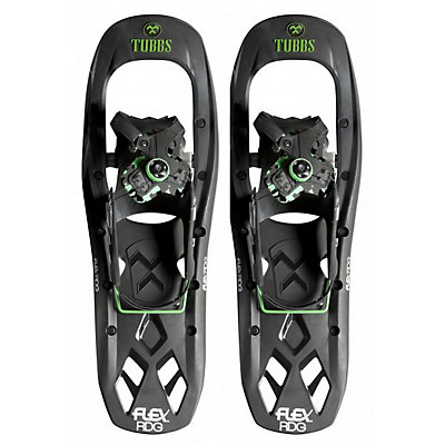 Tubbs Flex RDG Snowshoes, Black-Green, viewer