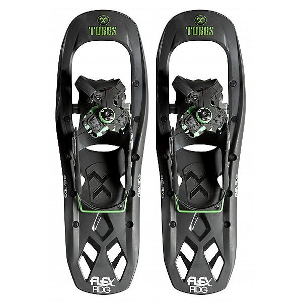 Tubbs Flex RDG Snowshoes, Black-Green, 600