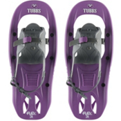 Tubbs Flex Jr Girls Snowshoes, Purple-White, medium