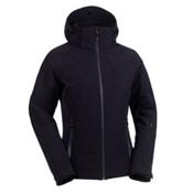 KJUS Glow Womens Insulated Ski Jacket, Black, medium