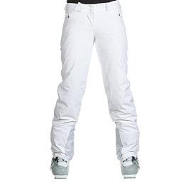 KJUS Glow Womens Ski Pants, White, 256