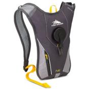 High Sierra Wave 50 Hydration Pack, Mercury-Ash-Yellow, medium