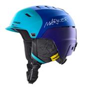 Marker Phoenix O.T.I.S. Helmet 2016, 3 Block Aqua-Blue, medium