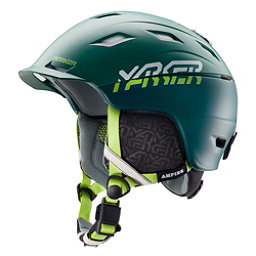 Marker Ampire Helmet, 2 Block Green, 256