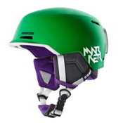 Marker Kent Kids Helmet, Kelly Green, medium