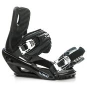 5th Element Stealth 3 Snowboard Bindings, Black, medium