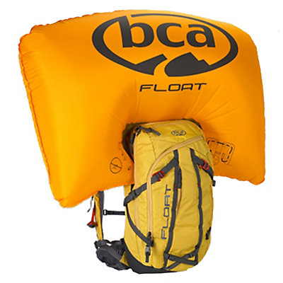 Backcountry Access Float 27 Tech Pack Backpack, Yellow, viewer