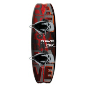 Rave Lyric Wakeboard With Advantage Bindings, , medium