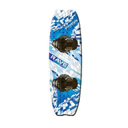 Rave Freestyle Wakeboard With Striker Bindings, , 256
