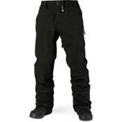 Volcom Freakin Snow Chino Mens Snowboard Pants, Black, medium
