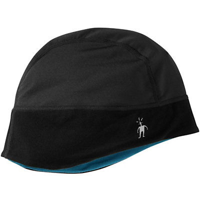 SmartWool PhD HyFi Training Beanie Hat, Black, viewer