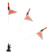Scotty Sea Light with Reflective Flag - 42in Pole 2016, , medium