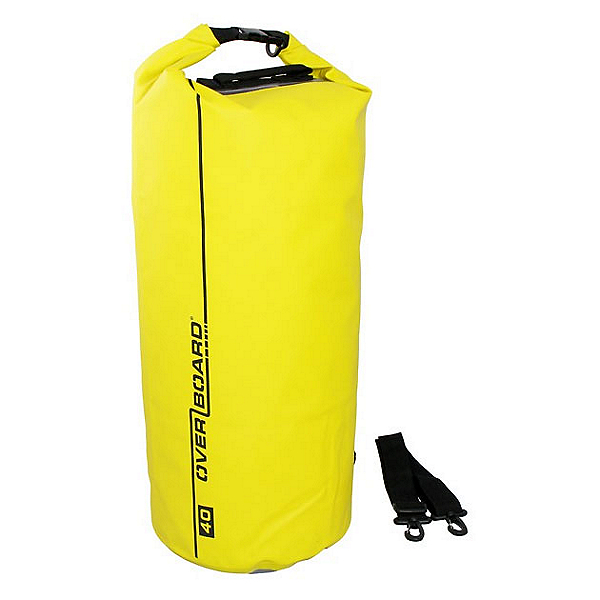 Overboard Gear Dry Tube Dry Bag, Yellow, 600