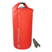 Overboard Gear Dry Tube Dry Bag, Red, medium