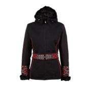 Dale Of Norway Vinje Feminine Womens Jacket, Black, medium